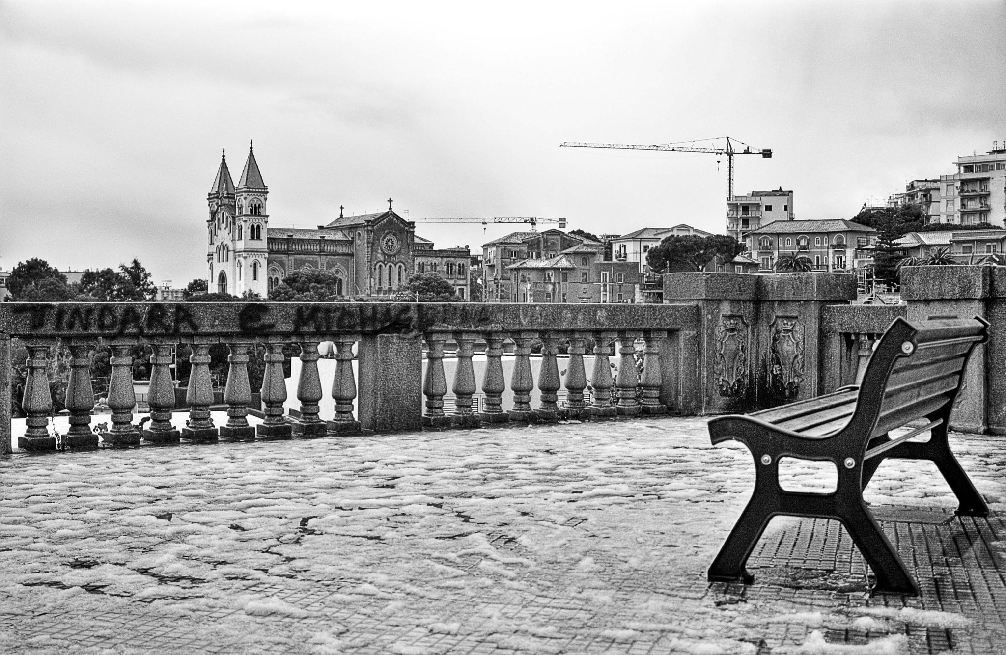 Photograph The lonely bench by Giacomo Signorino on 500px