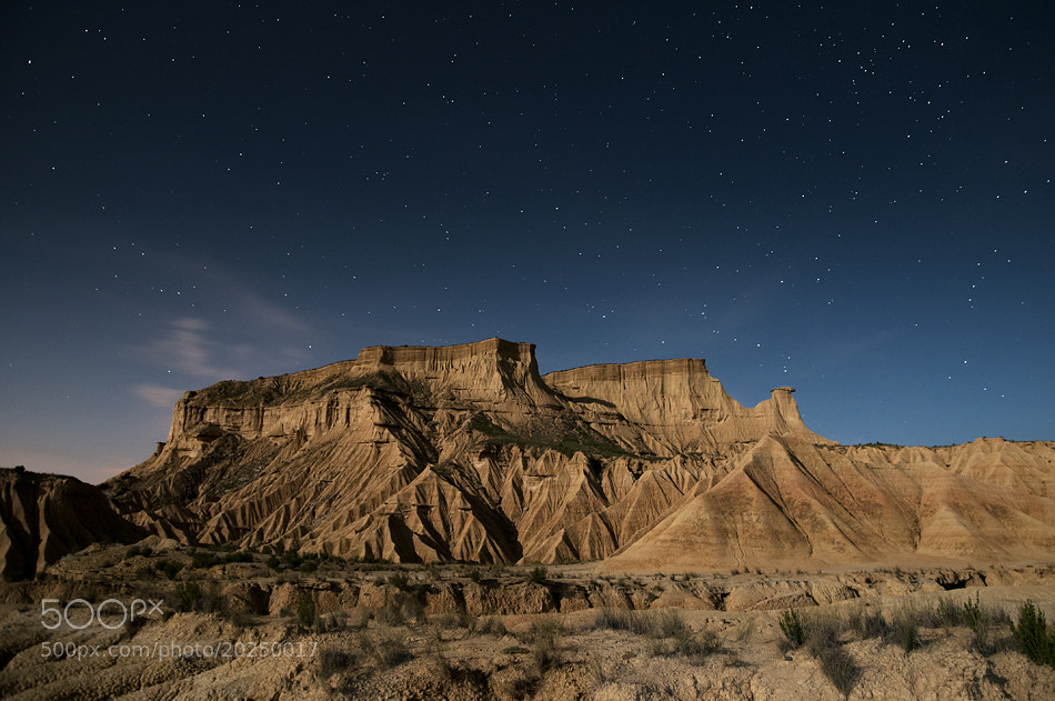 Photograph Desert nigth by inigo cia on 500px