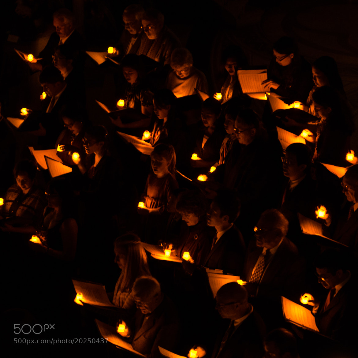 Photograph Early Holiday Liturgy by Ben Eloy on 500px