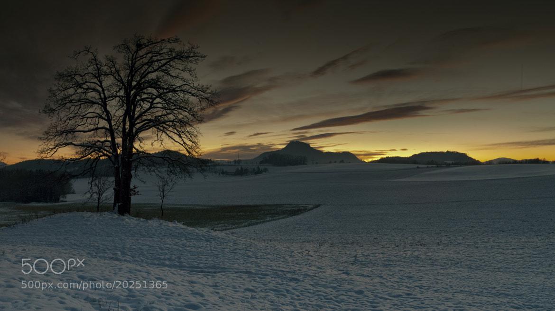 Photograph last evening by Reinhold Samonigg on 500px