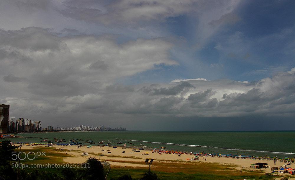 Photograph Candeias beach by Pedro Corrêa on 500px