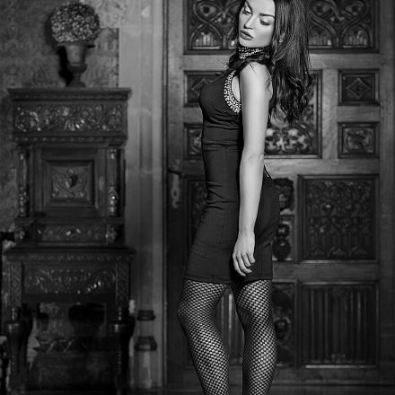 Elegant Olga