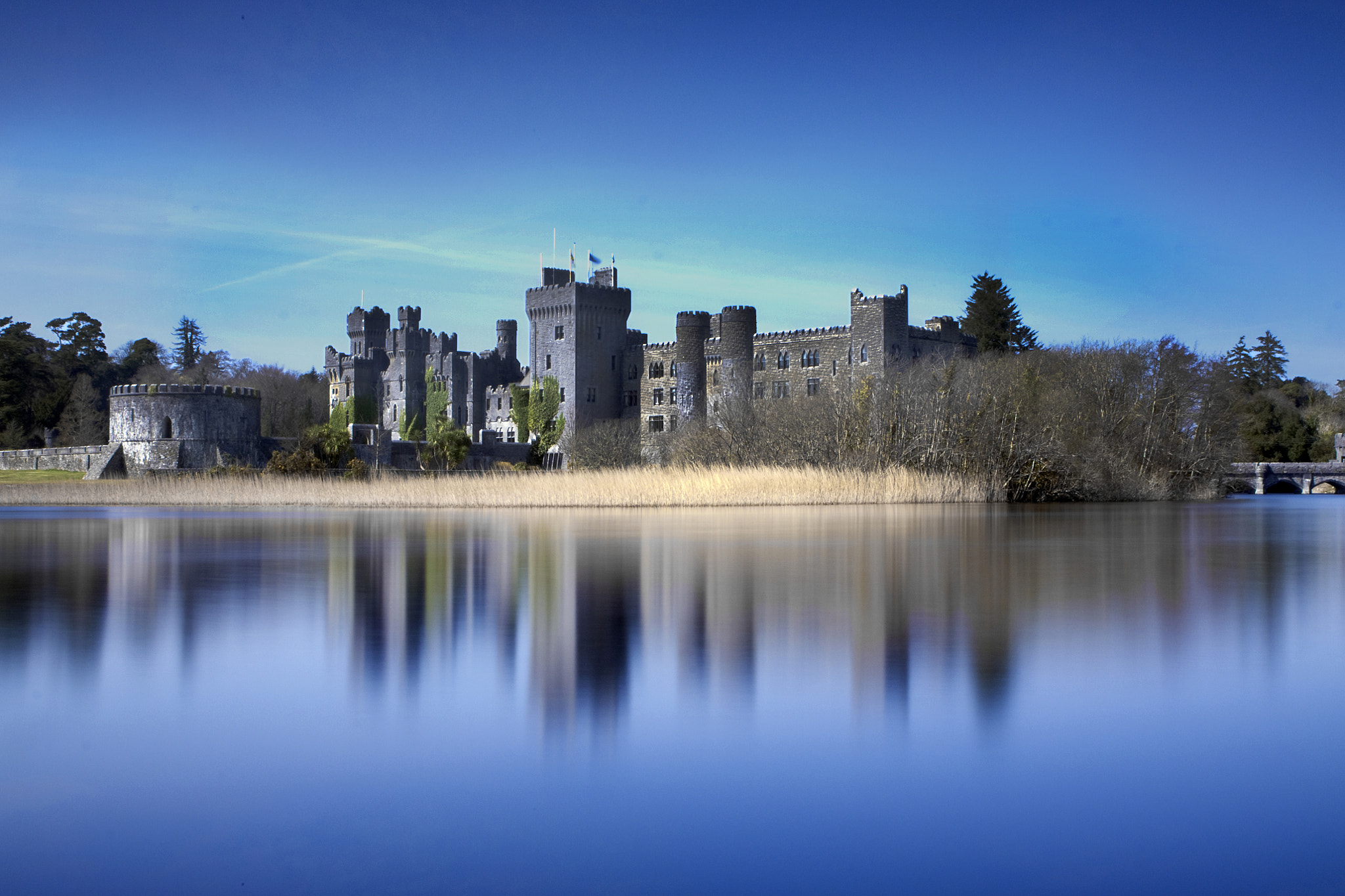 Photograph Ashford castle by resel  on 500px