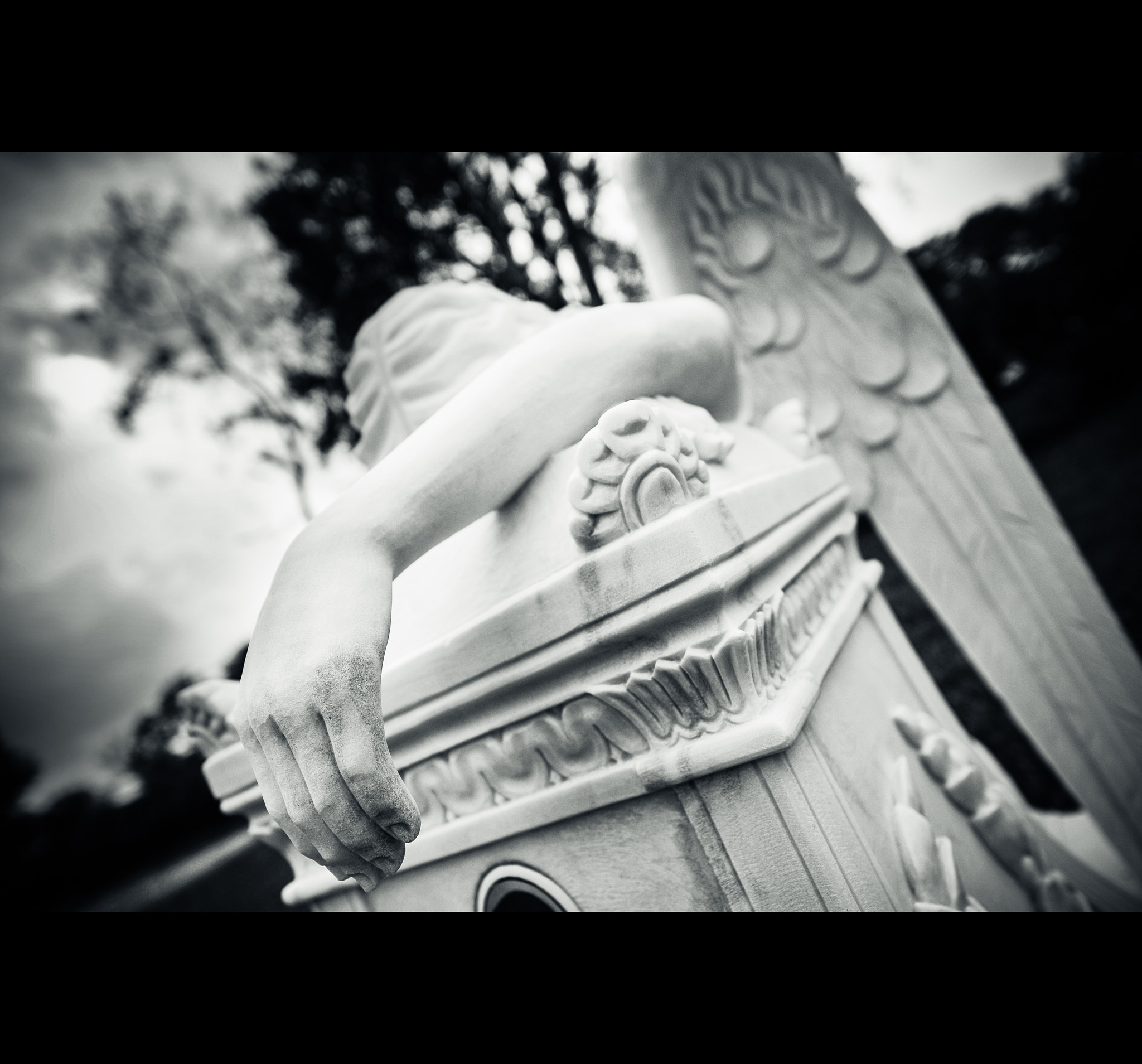 Photograph Glenwood Cemetry by Richard Eden on 500px