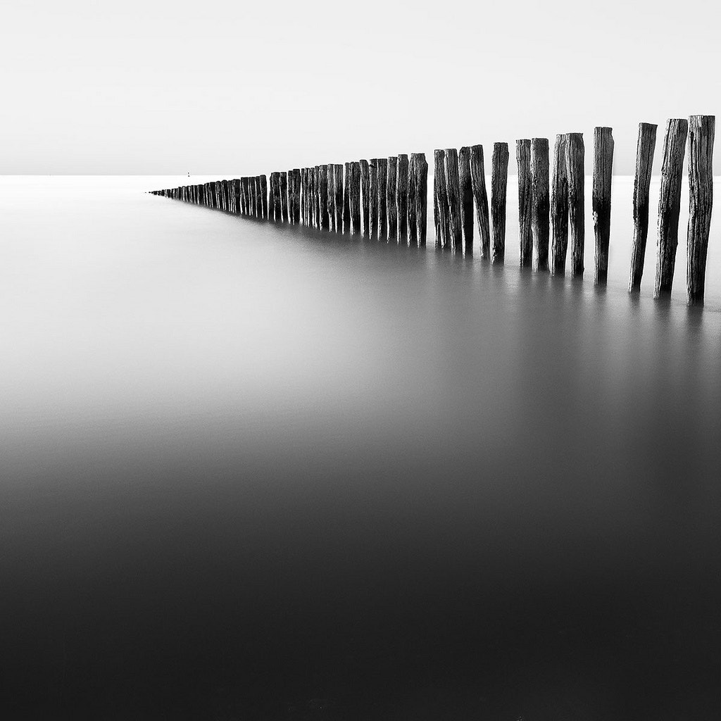 Photograph Piano Groynes by Geoffrey Gilson on 500px