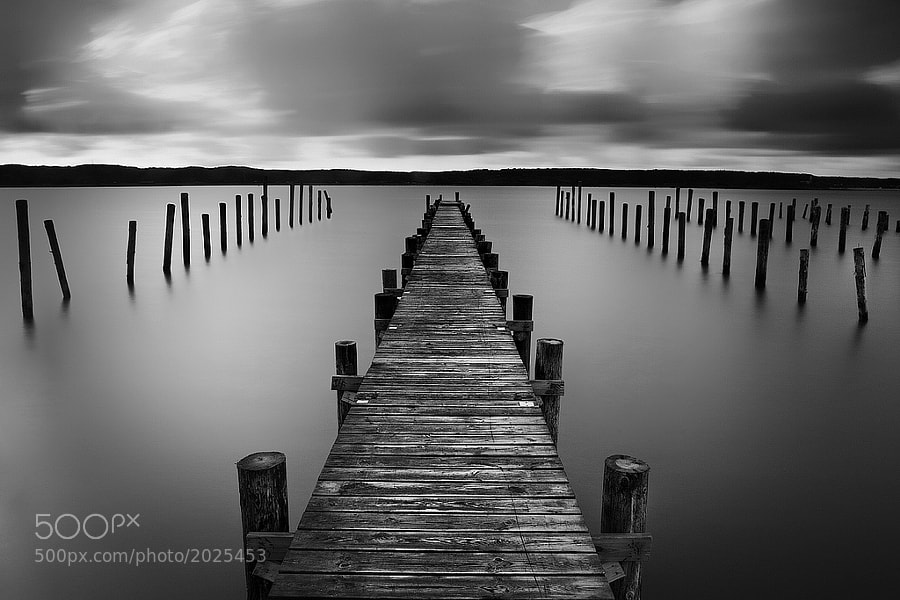 Photograph Jetty LE by Geoffrey Gilson on 500px