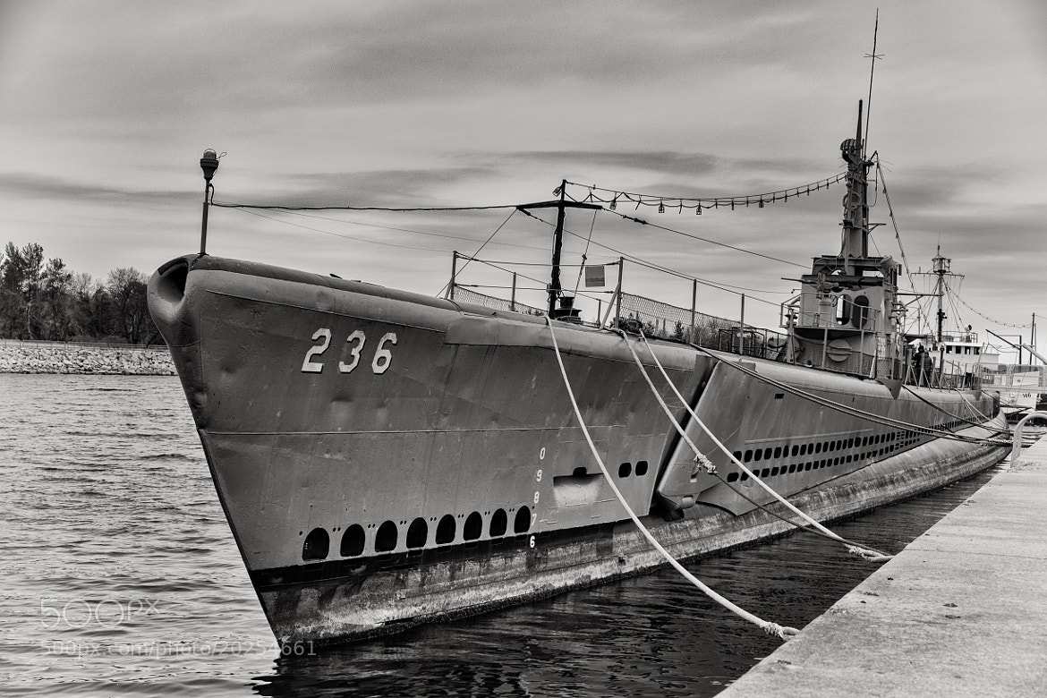 Photograph USS Silversides 236 by Jonathan Robson on 500px