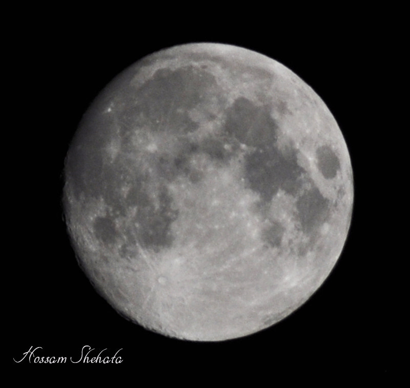 Photograph Moon by Hossam Eldin Shehata on 500px