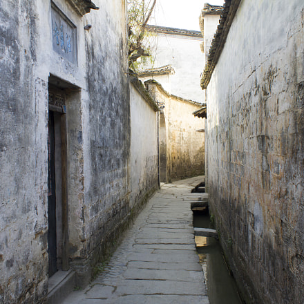 Chinese Alley