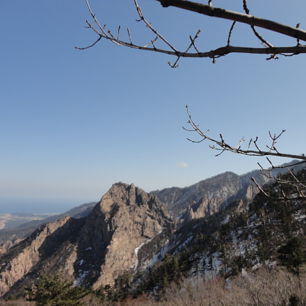 Korea mountain, Sony DSC-W580