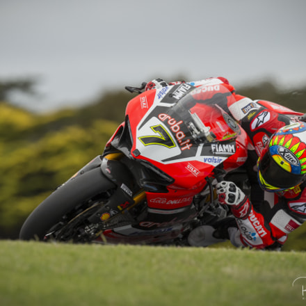 Chaz Davies, Aruba.it Ducati, Canon EOS-1D X, Canon EF 500mm f/4L IS II USM