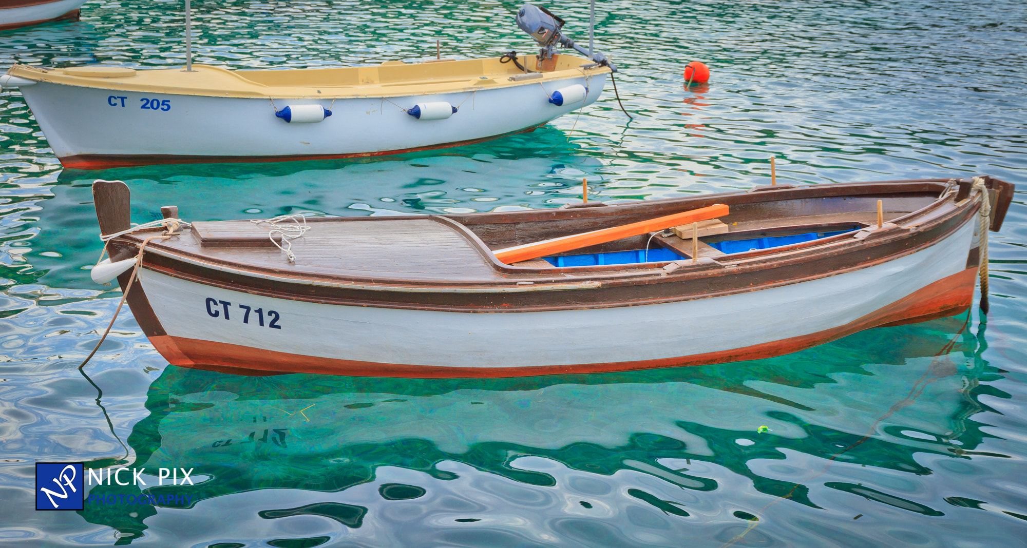 Photograph Boat in Cavat by Nicholas Wall on 500px