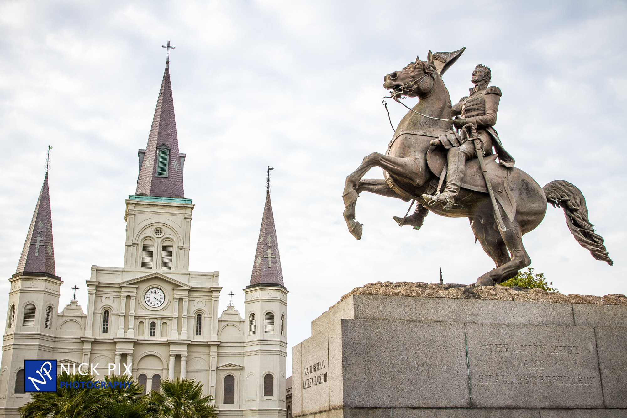 Photograph Jackson Square by Nicholas Wall on 500px