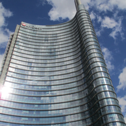 Milano, Canon POWERSHOT A4000 IS