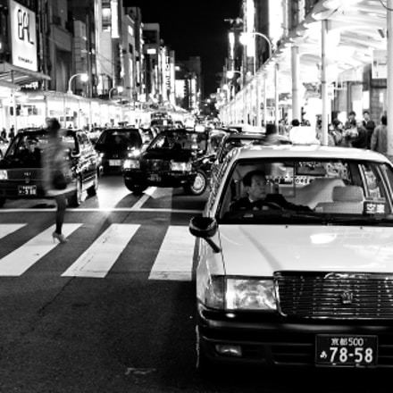Taxi driver, Canon EOS 40D, Sigma 30mm f/1.4 DC HSM