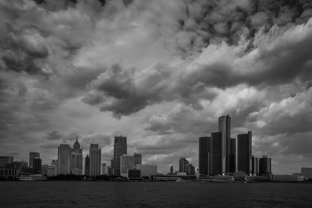 Photograph This is Detroit. by Brian Day on 500px