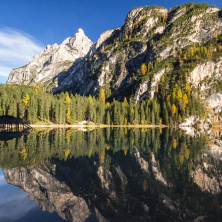 Italy - Lake Braeis