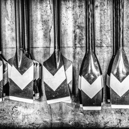 Oars, Canon EOS 700D, Sigma 18-125mm f/3.5-5.6 DC IF ASP