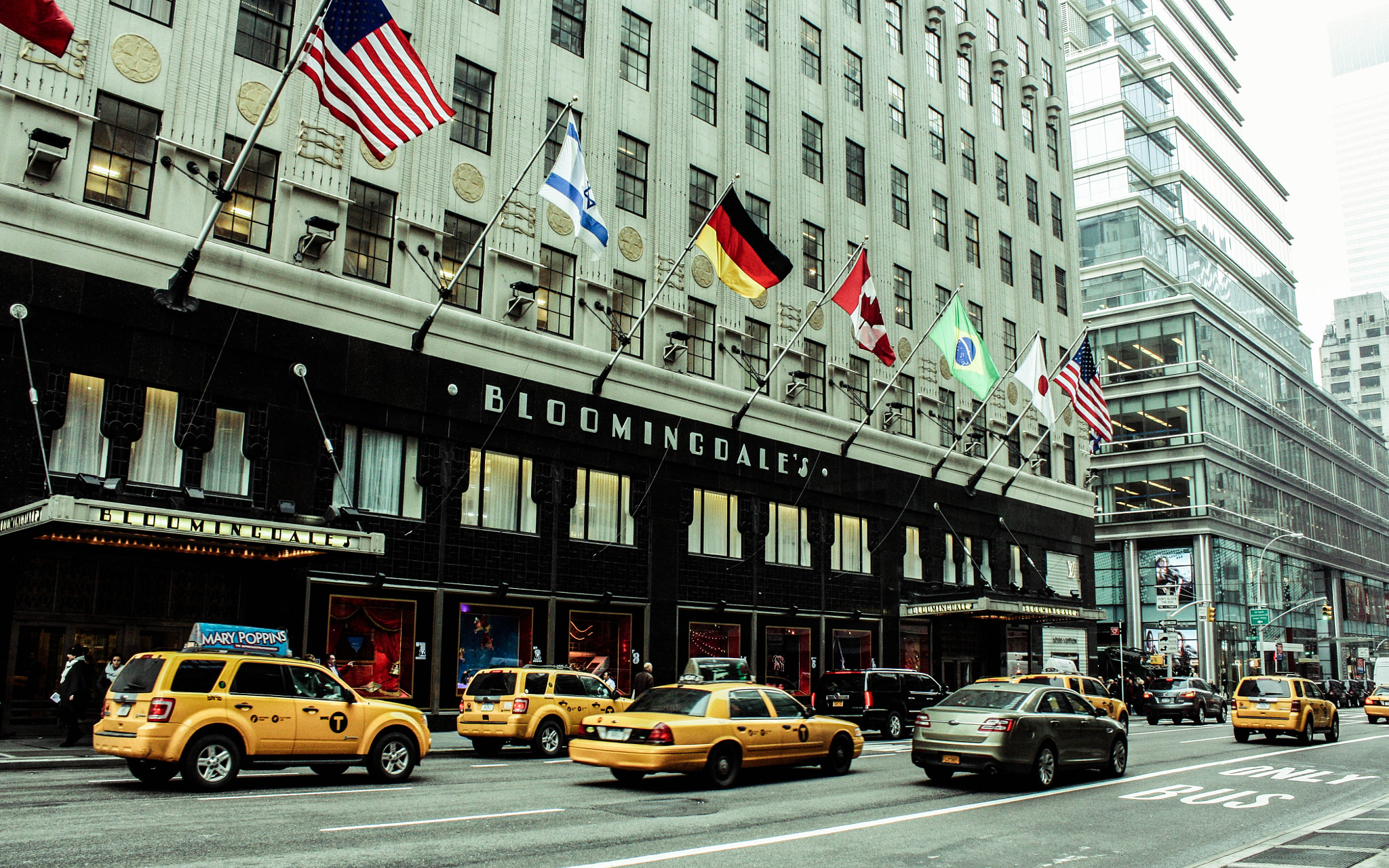 Photograph Bloomingdale's NYC by Gema Fernández on 500px