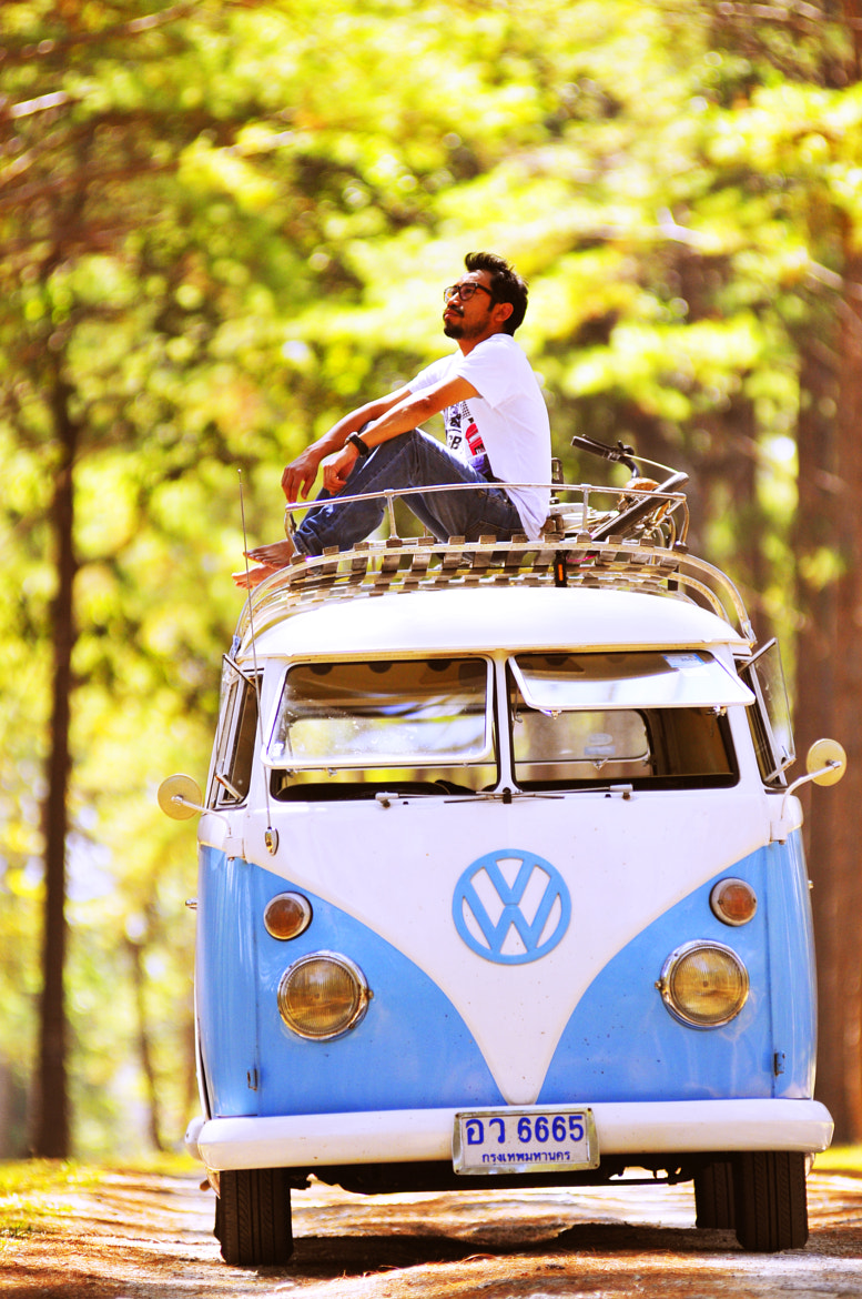 Photograph VW  BUS by Teerasak Singpreecha on 500px