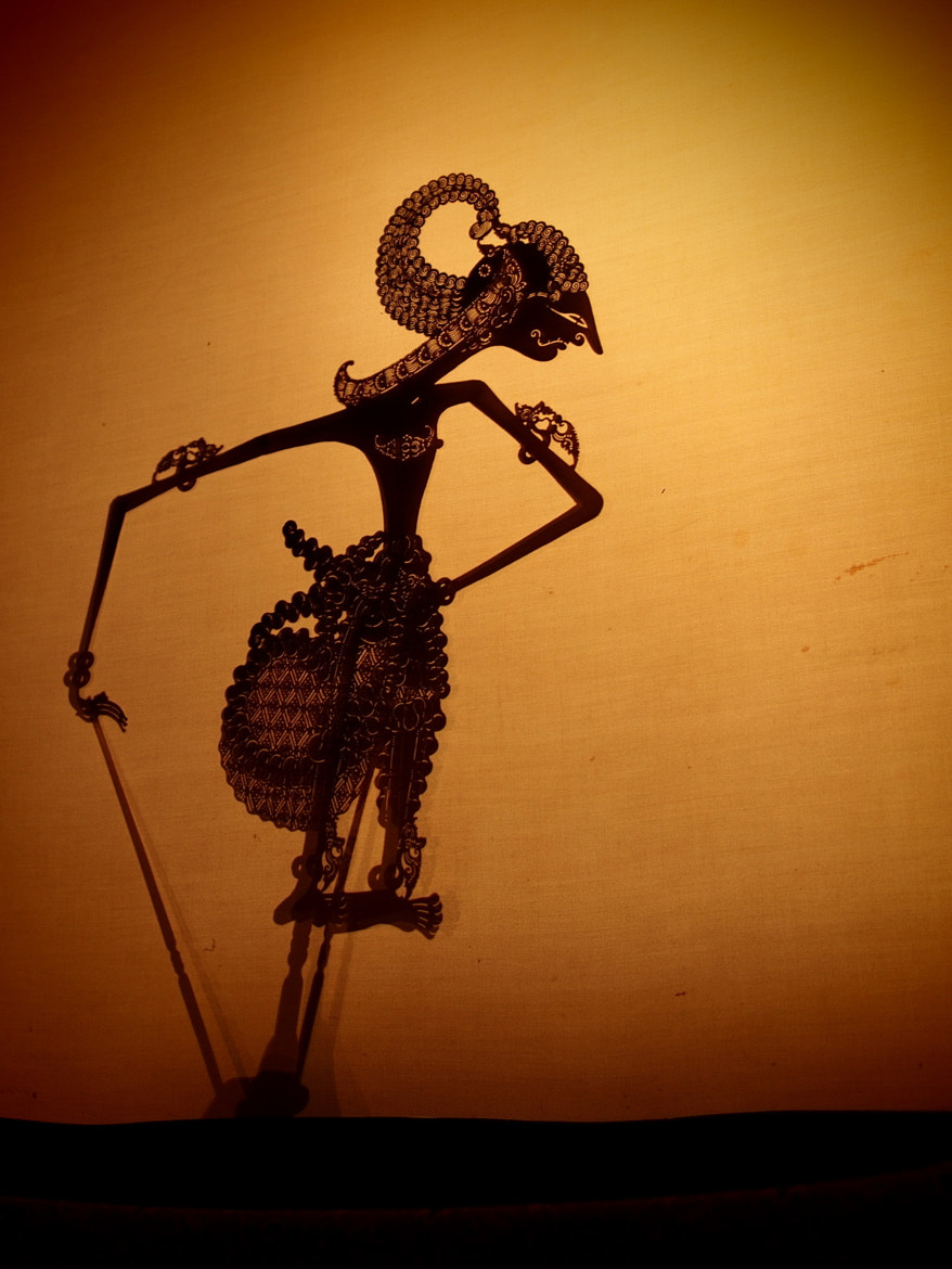 Photograph Wayang Kulit / Shadow Puppet by Edwin Santioso on 500px