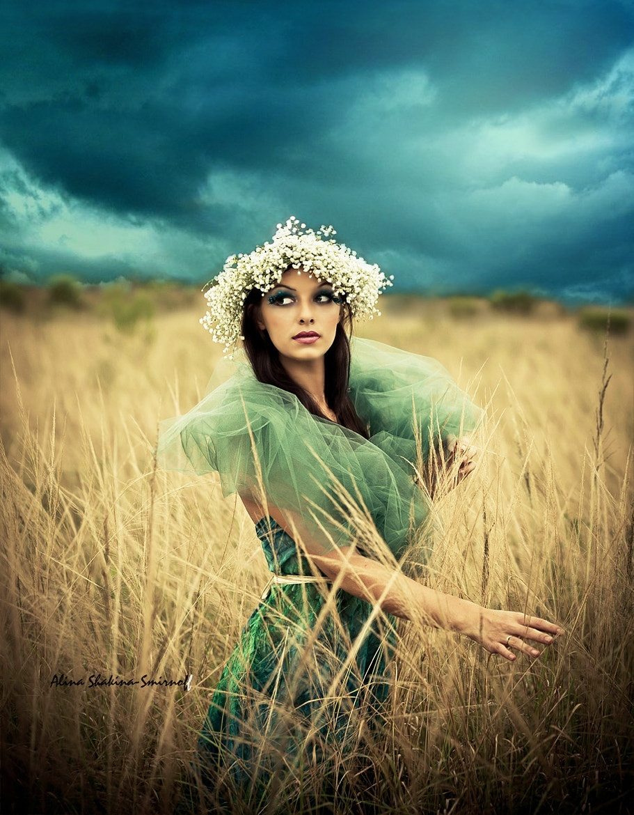 Photograph Forest Fairy by Alina Shakina-Smirnoff on 500px