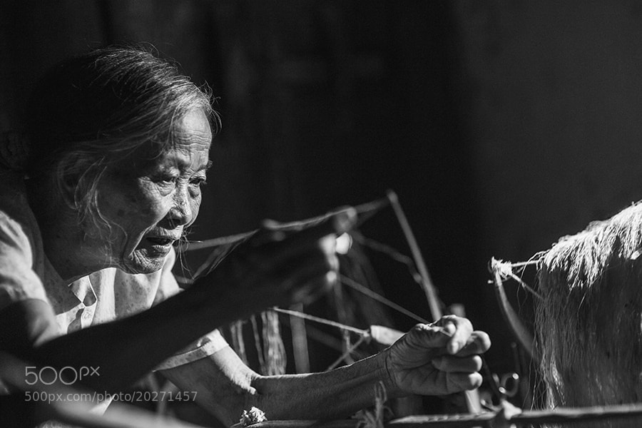 Photograph Older workers by Hai Thinh on 500px