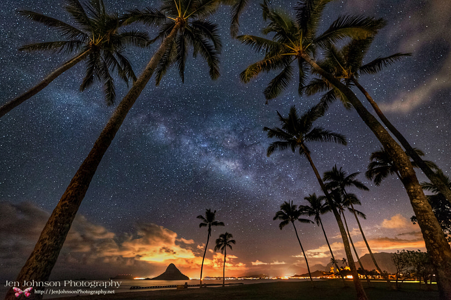 Amazing Milky Way in Hawaii by Jen Johnson on 500px.com