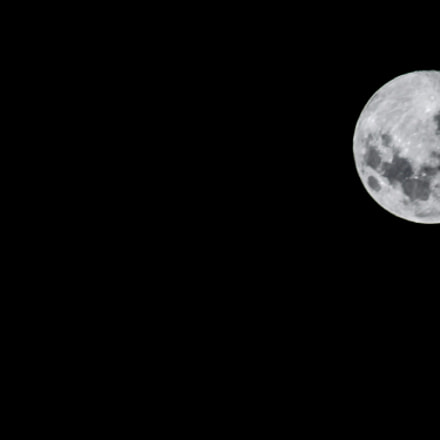 #moonlight, Canon EOS REBEL T3, Sigma 50-200mm f/4-5.6 DC OS HSM + 1.4x