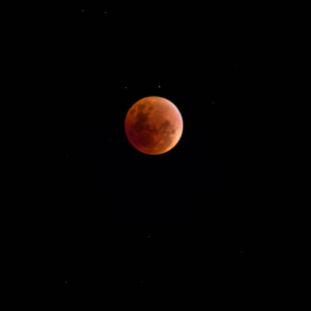 #redmoon, Canon EOS REBEL T3, Sigma 50-200mm f/4-5.6 DC OS HSM + 1.4x