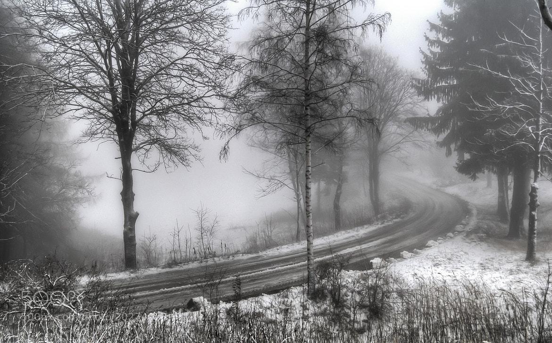 Photograph the road by Yanko Iler. Peyankov on 500px