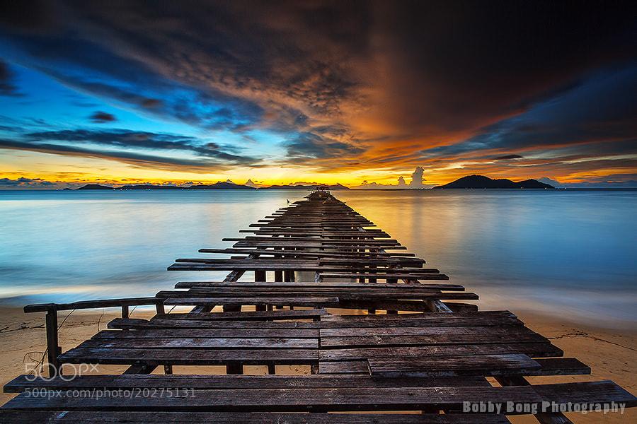 Photograph Bridge @Batu Payung by Bobby Bong on 500px