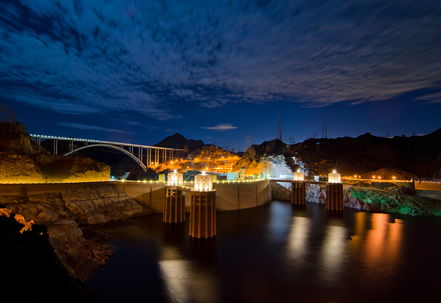 Photograph ©John Torres 2011 | Hoover Dam by John Torres on 500px
