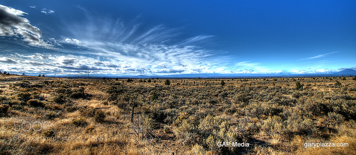 Photograph Central Oregon Panoramic by Gary Piazza on 500px