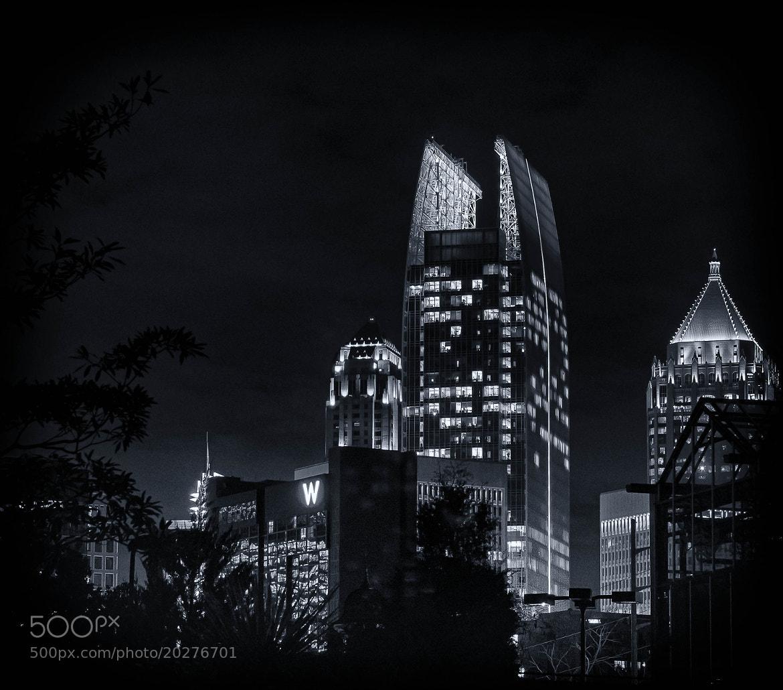 Photograph Midtown Atlanta by Ronald Roberts on 500px