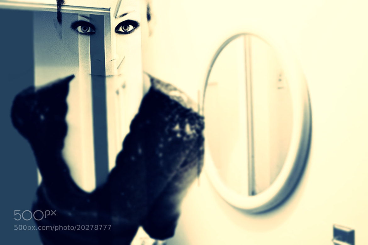 Photograph Look at the mirror ...tell me what you see? by RARA AVIS on 500px
