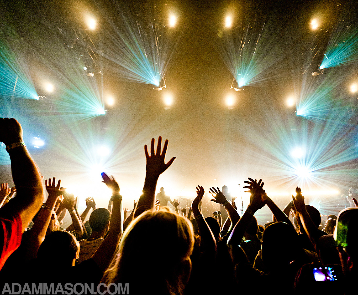 Photograph Hillsong UNITED in Philadelphia by Adam Mason on 500px
