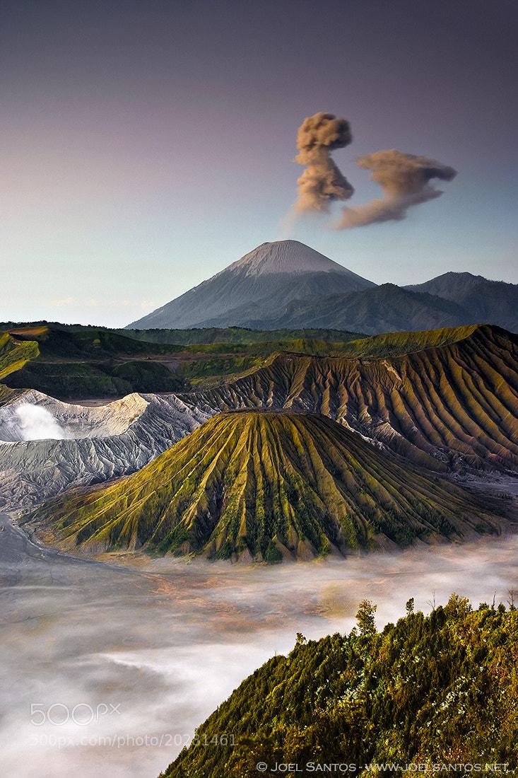 Photograph Gunung Bromo by Joel Santos on 500px