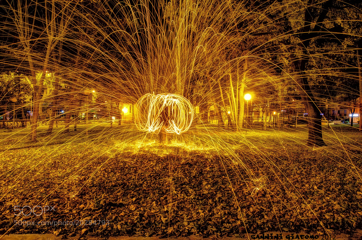 Photograph dark Steel Wool by Giacomo Zannini on 500px