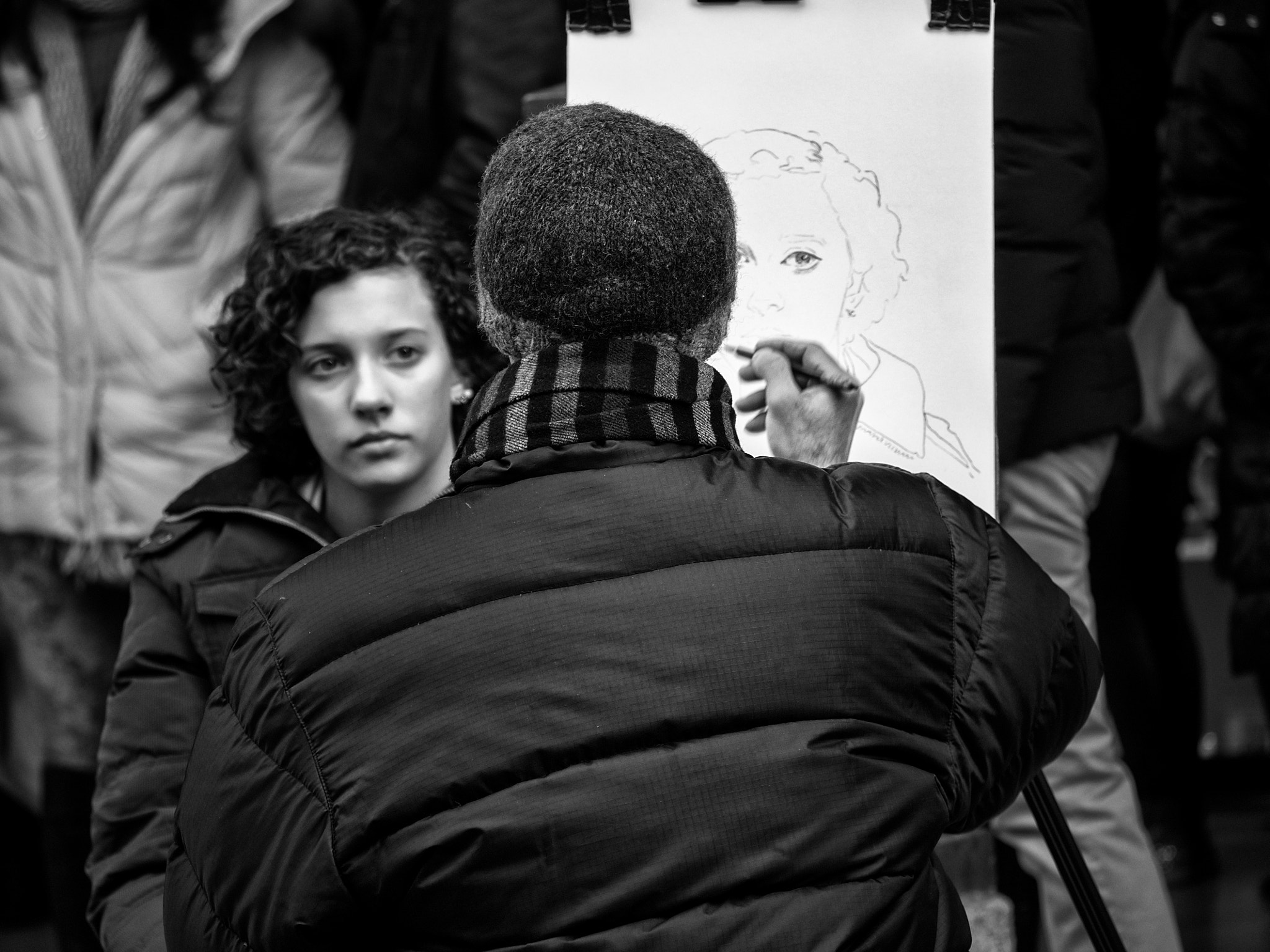 Photograph Street Painter by Giovanni Sottile on 500px
