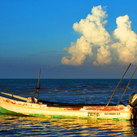 Holbox Mexico(), Canon POWERSHOT A3300 IS