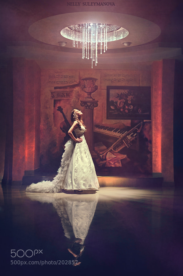 Photograph Bride by Nelly Suleymanova on 500px