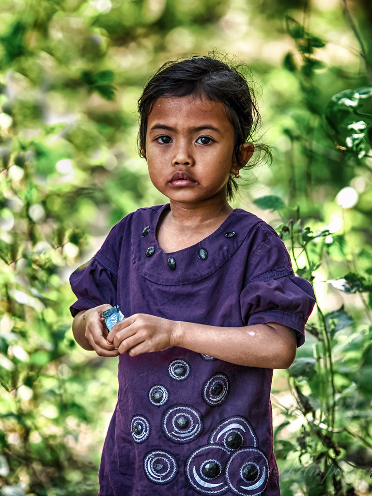 Photograph A Little Girl by Rose Kampoong on 500px