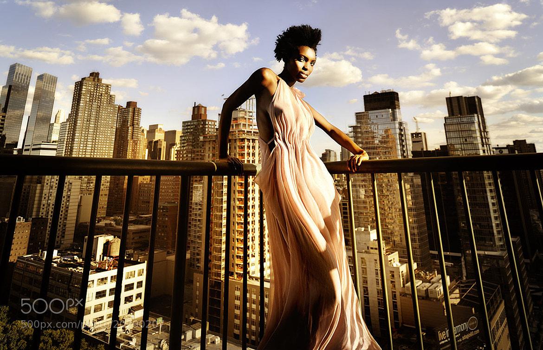Photograph Gold New York by daniel vojtech on 500px
