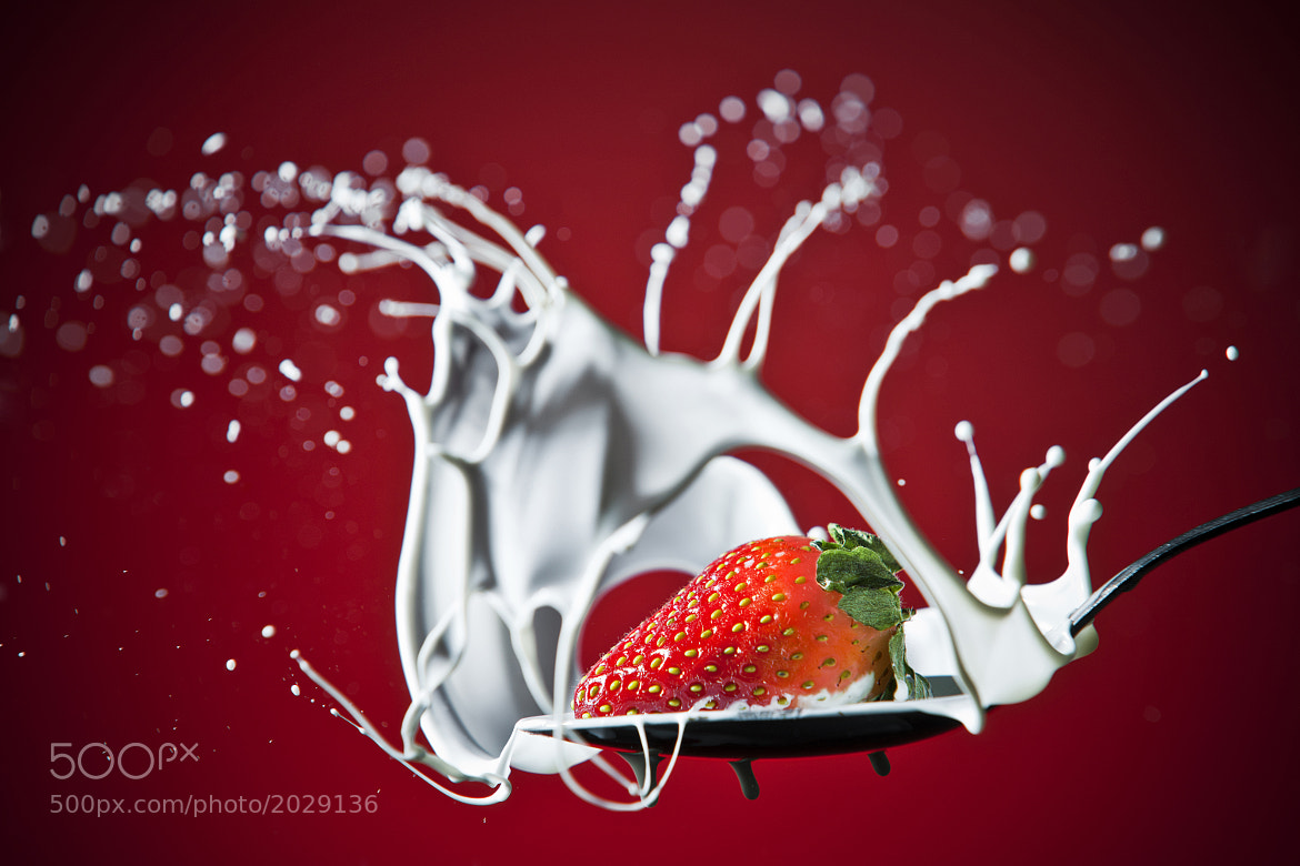 Photograph Strawberry Storm by Anthony Chang on 500px