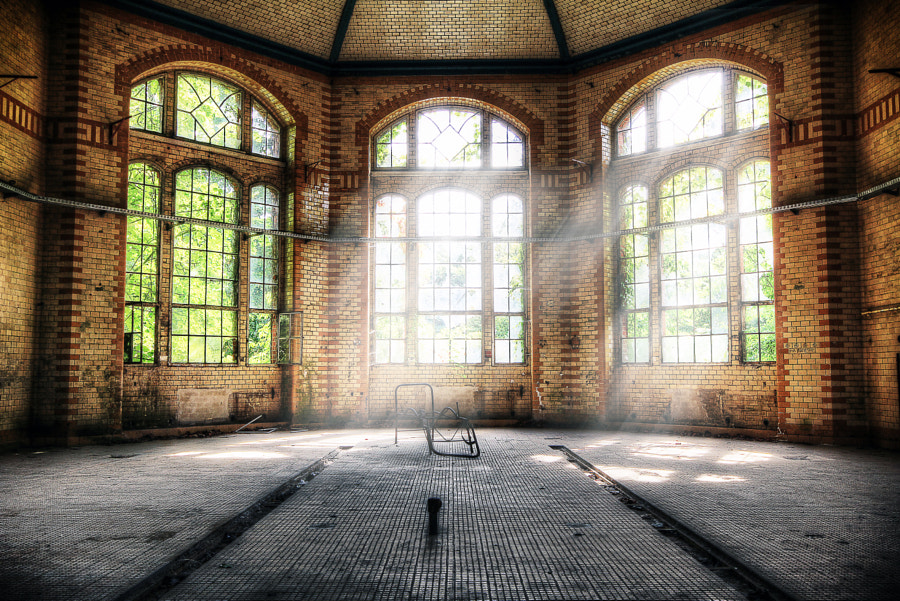 Windows in Beelitz