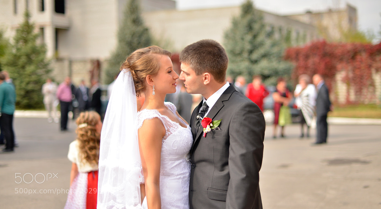Photograph - Wedding promenade II - by Alexandr Marynkin on 500px