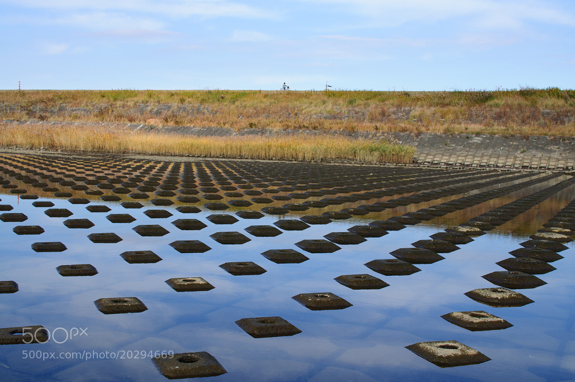 Photograph Flood Control Channel by Naoyoshi Tamura on 500px