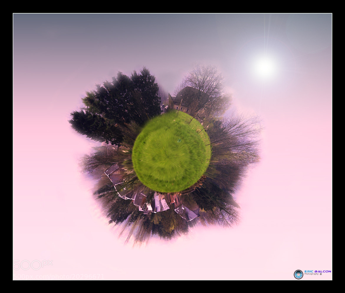 Photograph Micro Planet by Eric Balcon on 500px