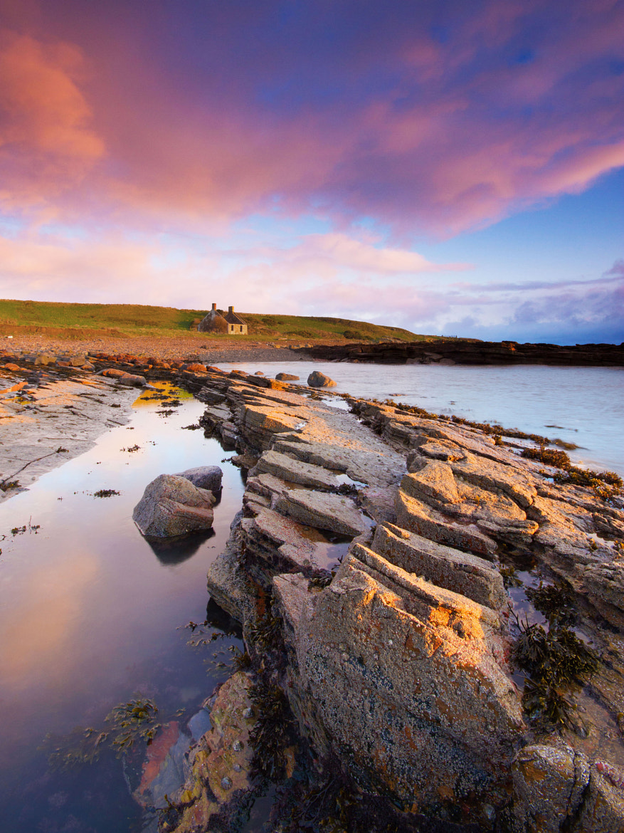 Photograph A Cottage On The Coast by Simon Cameron on 500px